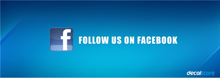 Like Decalstore on Facebook for Insider Deals and VIP Giveaways!