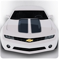 Camaro Factory Hood Rally Stripe Set