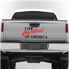 The Heartbeat of America Chevrolet Tailgate decal 048