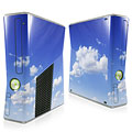 Blue Skies Xbox 360 Slim Skin