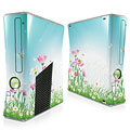 Flower Bliss Xbox 360 Slim Skin