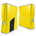 Yellow Xbox 360 Slim Skin