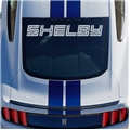 Shelby Cobra Window Decal