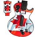 Guitar Hero 3 Les Paul skin - Canada Flag 1