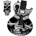 Guitar Hero 3 Les Paul skin - Death Metal