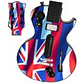Guitar Hero 3 Les Paul skin - Hawaii Flag 1