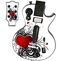 Guitar Hero 3 Les Paul skin - Love 1