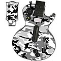 Guitar Hero 3 Les Paul skin - Urban Camo