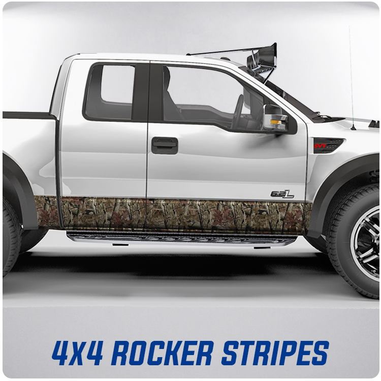 Rocker Panel Graphics