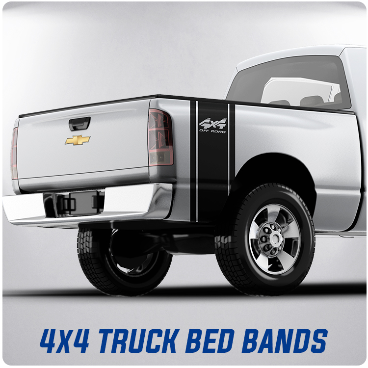 Truck Bed Bands