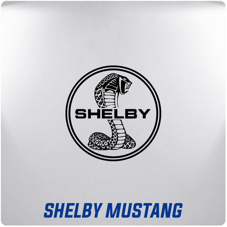 Shelby Cobra Decals