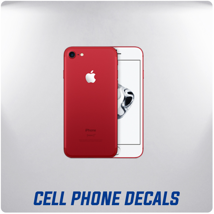Cell Phone Skin Decals