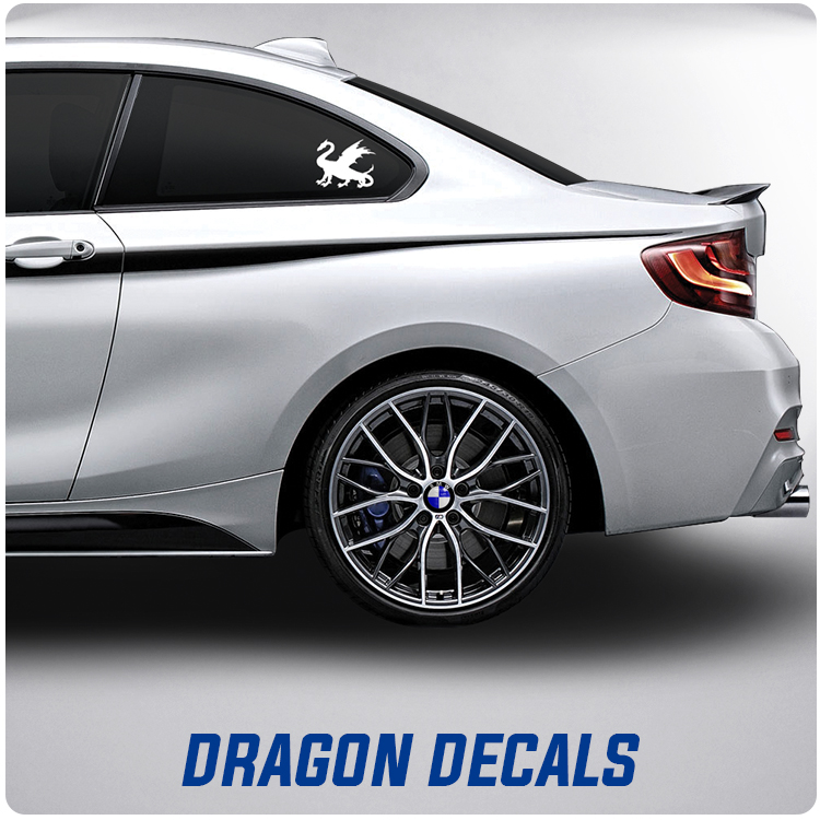 Dragon Decals