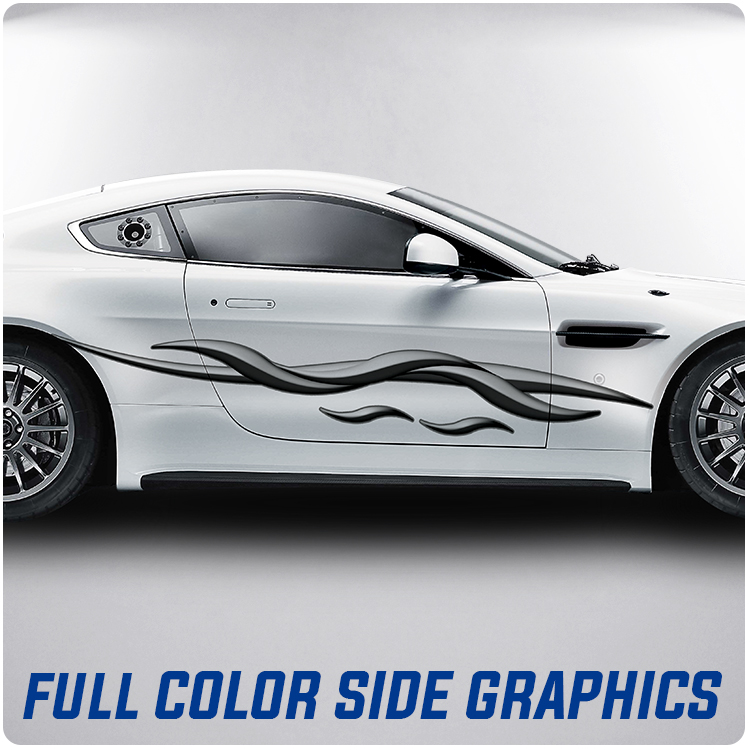 Full-Color Side Body Graphics