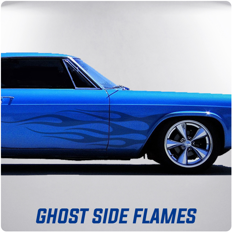 Ghost Flames Graphics