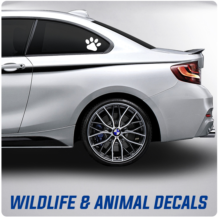 Wildlife & Animal Decals