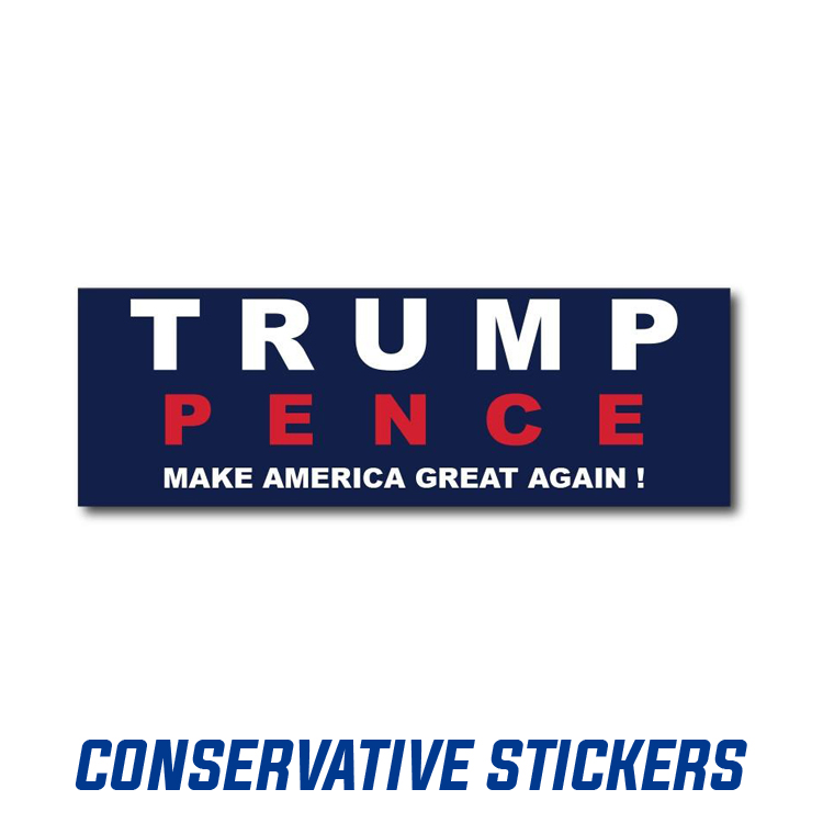 Political Conservative Bumper Stickers