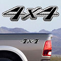 4x4 Decals Full Color TDG001