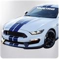 Ford Mustang Original Windshield Decal