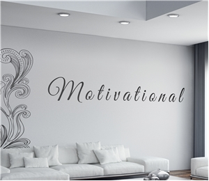 Motivational Wall Sticker
