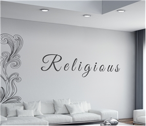 Religious / Scripture / Christian Decals