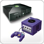 Older Game Consoles