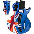 Guitar Hero 3 Les Paul skin - New Zealand Flag 1